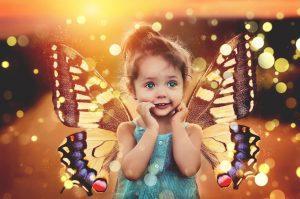 child, fee, magic
